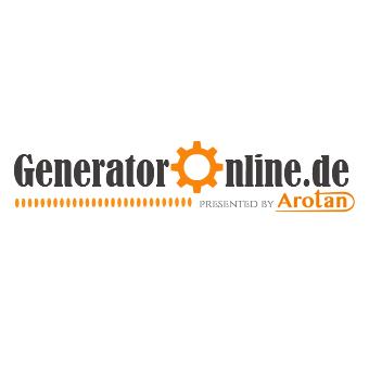 Generatoren in allen Preisklassen und kostenloser Versand